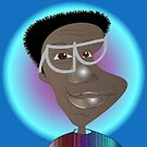 Bill Cosby by IrisGelbart