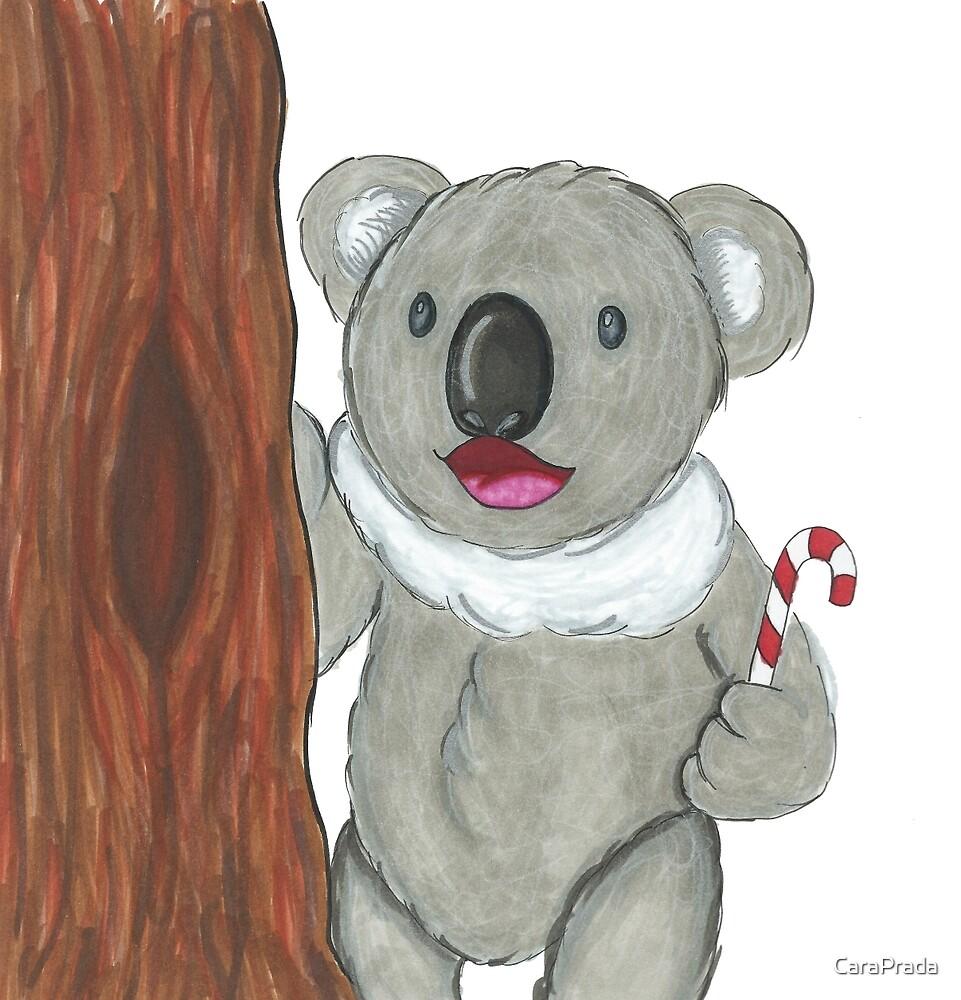 Day 10: Koala by CaraPrada