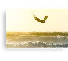 Kitesurfer  Canvas Print