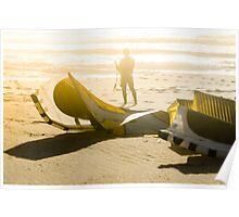 Kitesurfer  Poster
