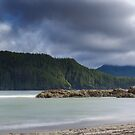 San Josef Bay Second Beach by Carrie Cole