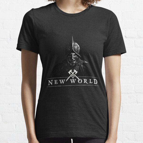 New World MMO Essential T-Shirt