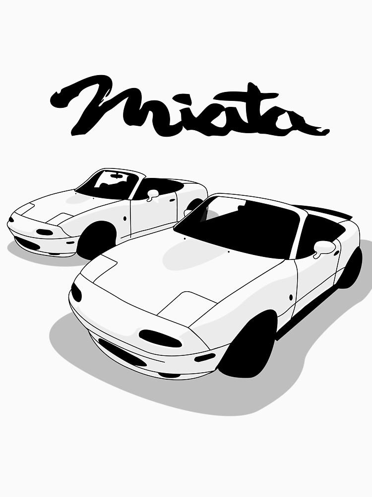 Mazda Miata by micfle08