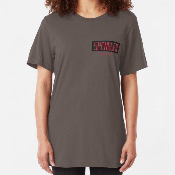 RIP Harold Ramis Egon Spengler GB2 Ghostbusters  1944-2014 Slim Fit T-Shirt