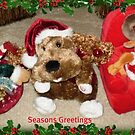 Seasons Greetings to all by EdsMum