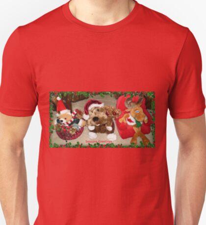 Seasons Greetings to all T-Shirt