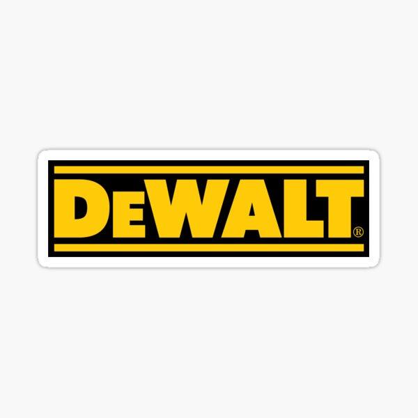 DEWALT - Best tools ;-) Sticker