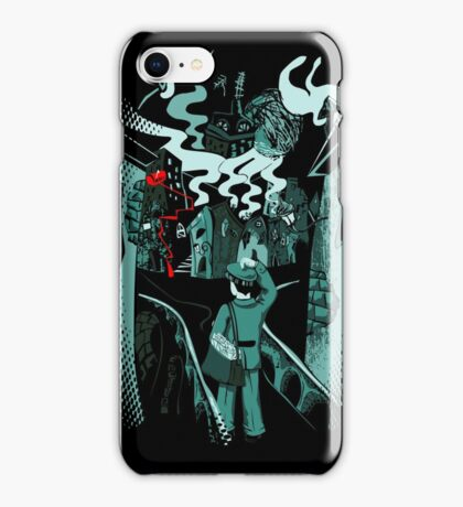 Letter to Mr Caligari iPhone Case/Skin