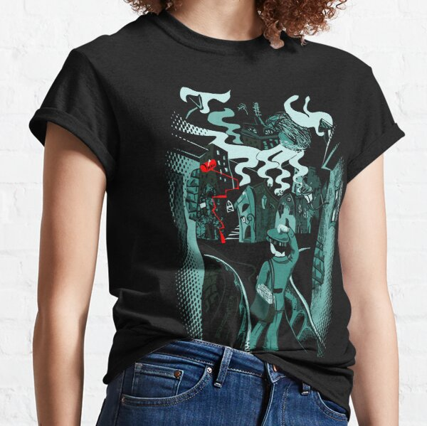 Letter to Mr Caligari Classic T-Shirt