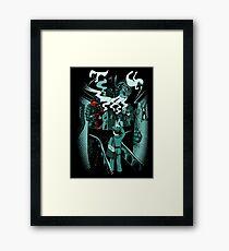 Letter to Mr Caligari Framed Print