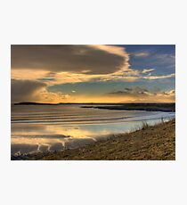 South East County Down Coast Photographic Print