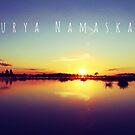 Surya Namaskar II by Kitsmumma