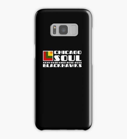 Hawks Legacy Samsung Galaxy Case/Skin