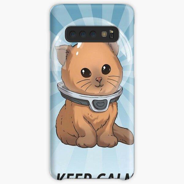 Keep Calm Kitty Samsung Galaxy Snap Case