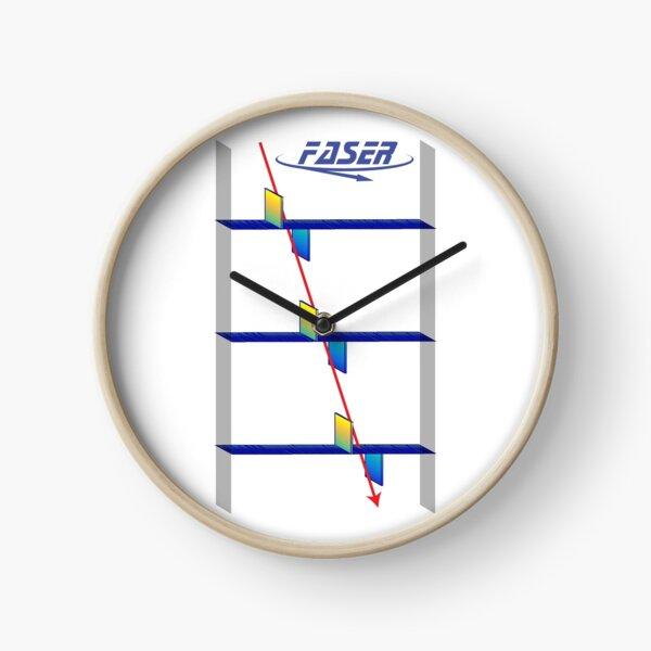 Faser cosmic event Clock