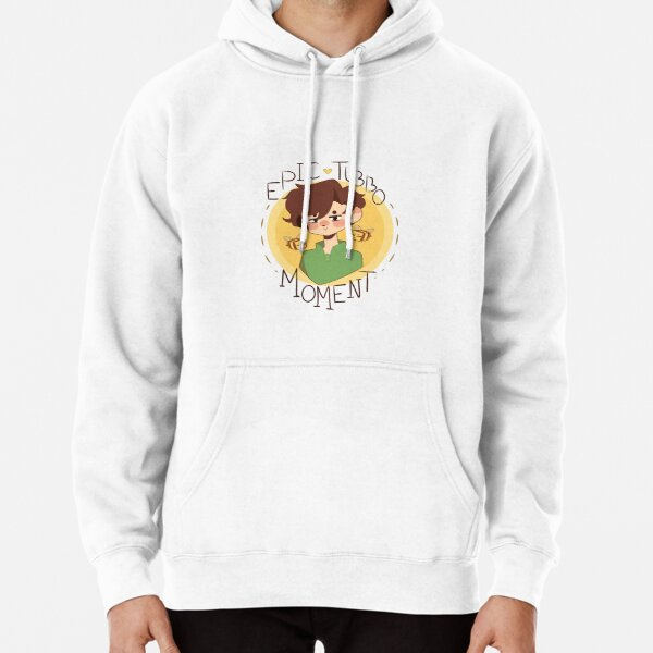 Epic Tubbo Moment Pullover Hoodie