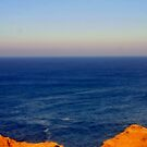 Beyond the blue Horizon by cjcphotography