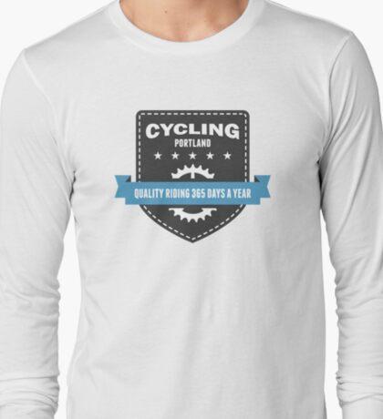 Cycling 365 Days a Year T-Shirt
