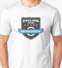Cycling 365 Days a Year Unisex T-Shirt
