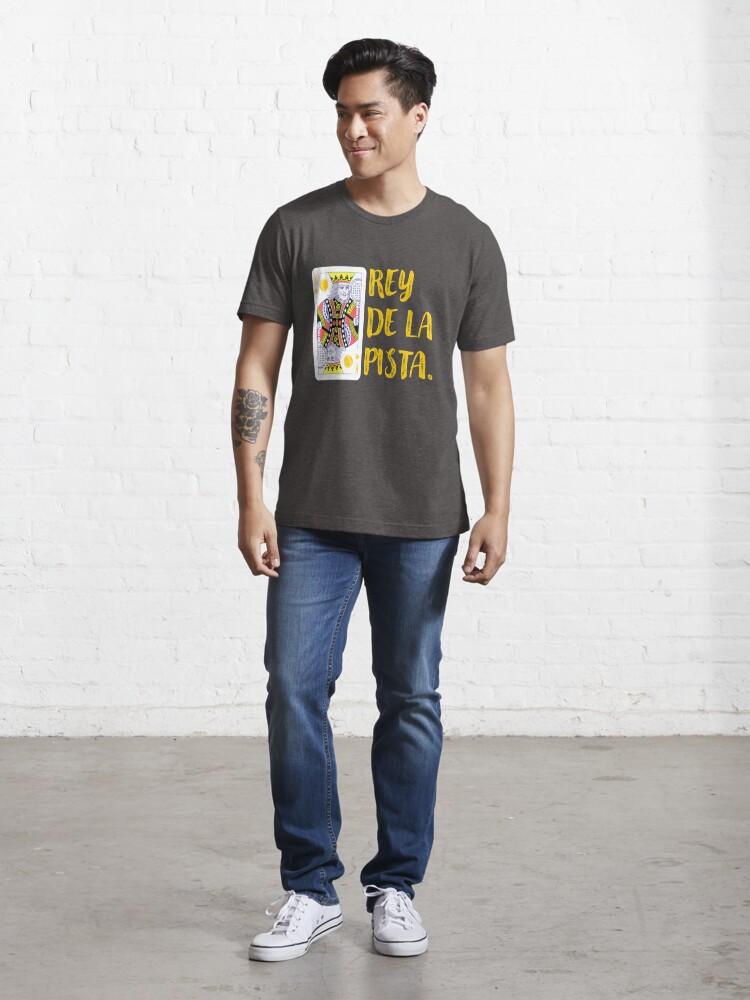 Vista alternativa de Camiseta esencial Rey de la pista de padel