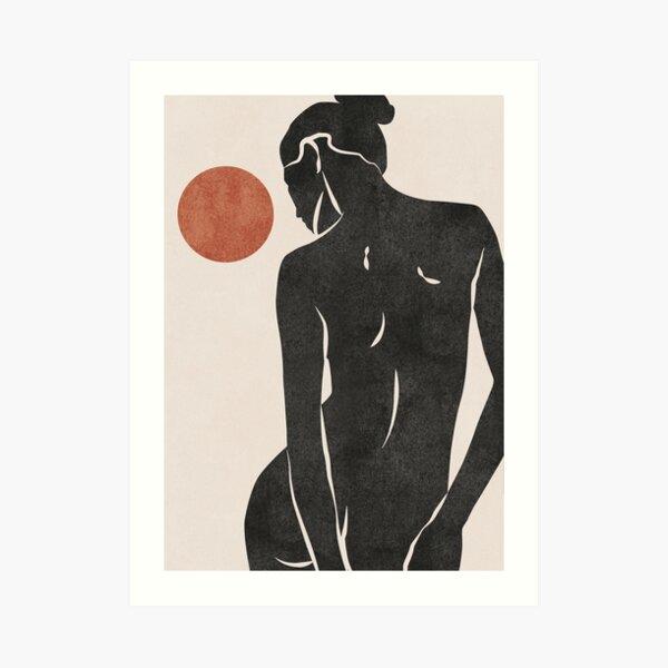 Erotic Art Art Print
