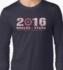 Rogers & Stark: 2016 Long Sleeve T-Shirt