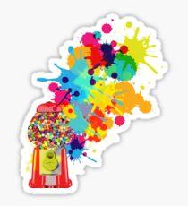 Gumballs & Gumballs & Gumballs Sticker