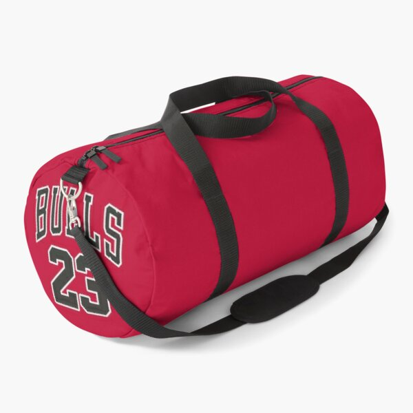 Michael Jordan Chicago Bulls Jersey Duffle Bag