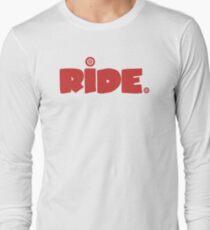 Ride. Long Sleeve T-Shirt