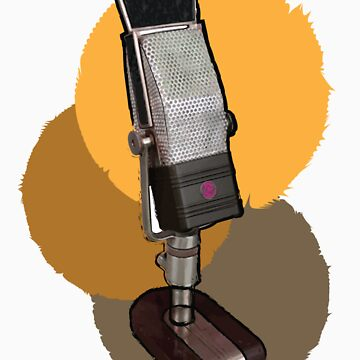 Ribbon Microphone by apmultimedia