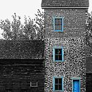 Water Tower Blues by Sharon Woerner