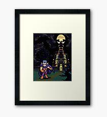 Magus Castle w/Magus Framed Print