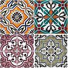 Vintage ceramic tiles by homydesign
