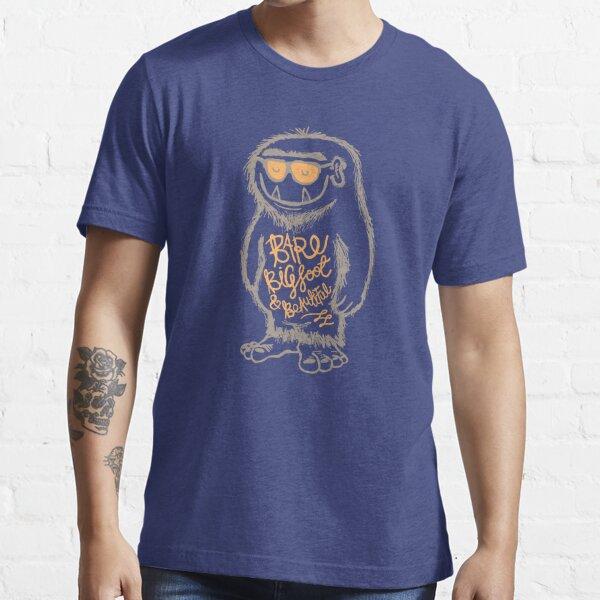 Bare, Bigfoot & Beautiful Essential T-Shirt