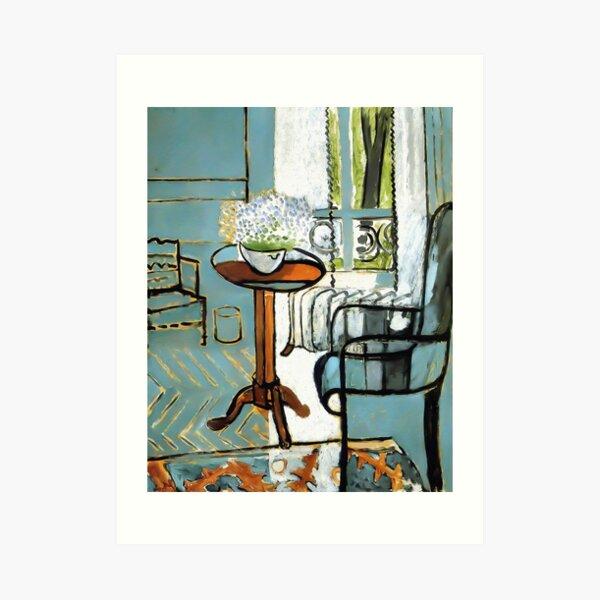 Henri Matisse The Window 1916 Artwork for Wall Art, Prints, Posters, Tshirts, Men, Women, Kids Art Print