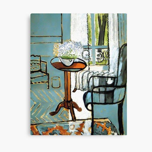 Henri Matisse The Window 1916 Artwork for Wall Art, Prints, Posters, Tshirts, Men, Women, Kids Canvas Print