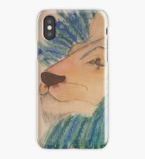 Lion Peacock iPhone Case/Skin
