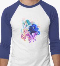 Princess party Men's Baseball ¾ T-Shirt