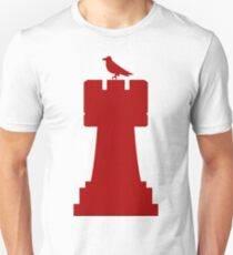 The Red Rook Unisex T-Shirt