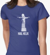 Hail Helix Women's Fitted T-Shirt
