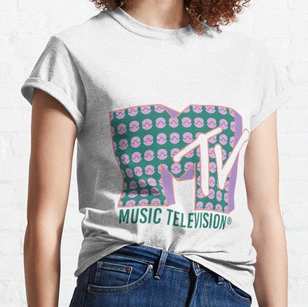 MTV x Chromatica de Lady Gaga Camiseta clásica