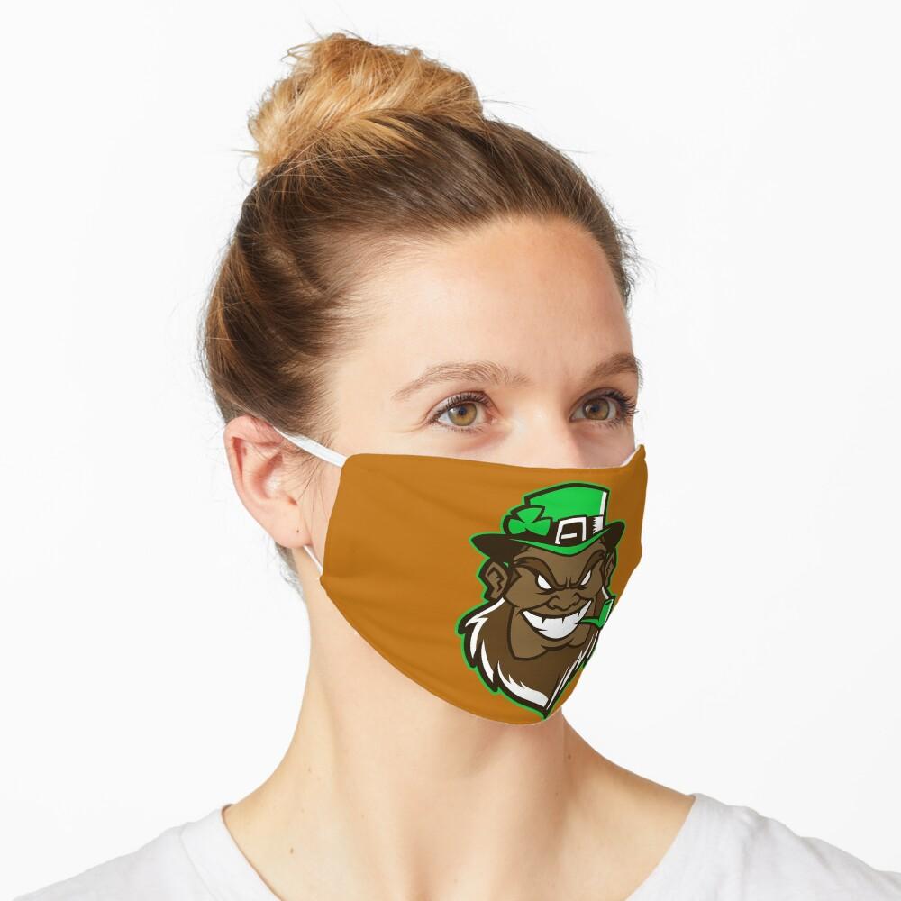 leprechaun Face Mask Mask