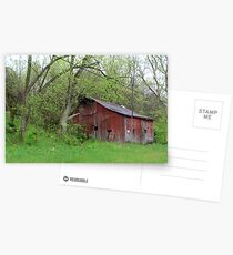 Markland Pike Barn Postcards