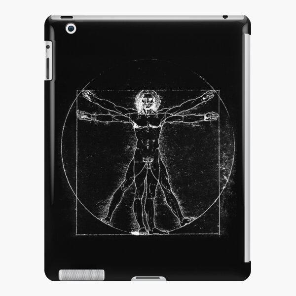 Vitruvian Man (neg) iPad Snap Case