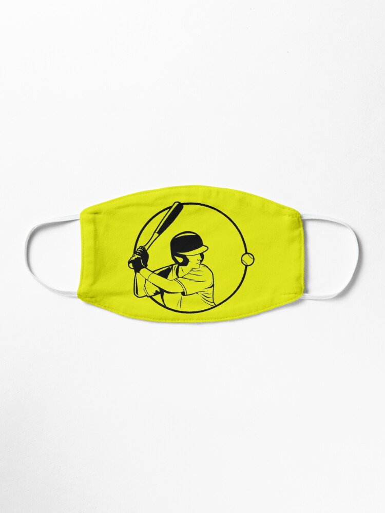 Alternate view of Baseball Face Mask Mask
