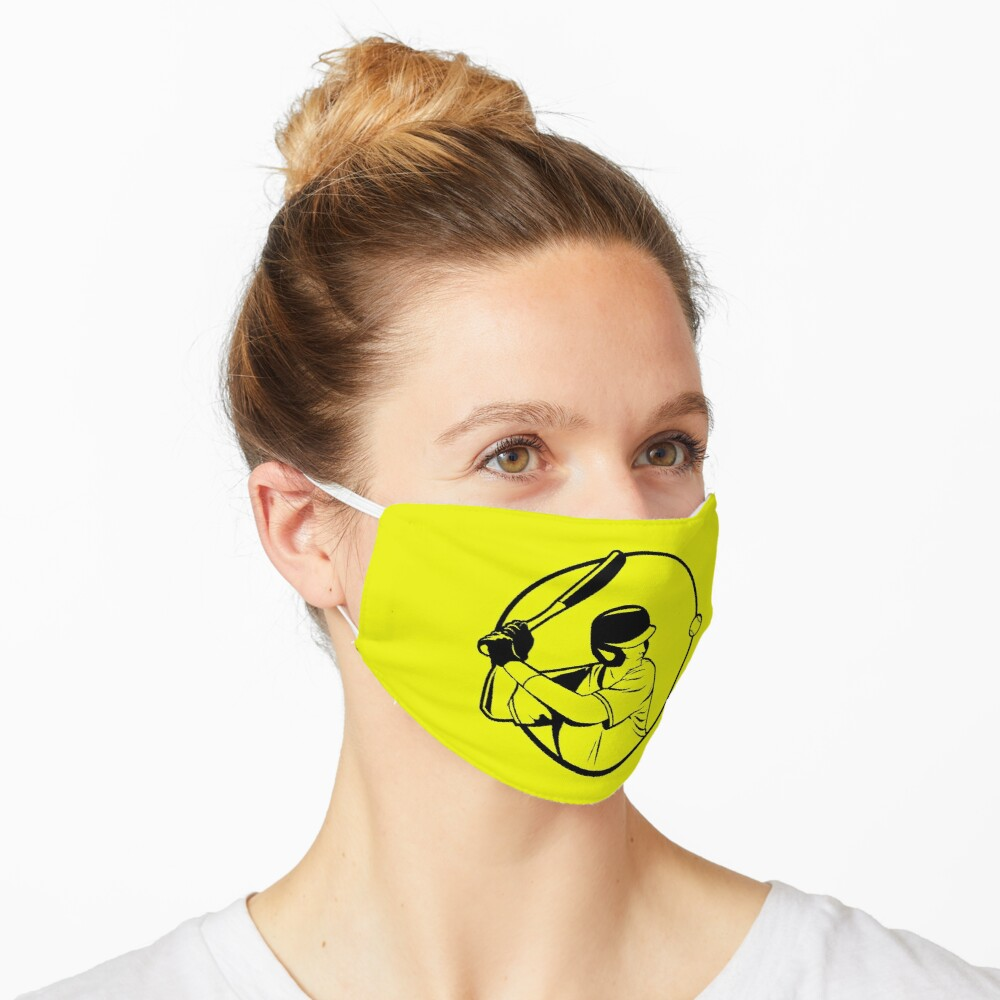 Baseball Face Mask Mask