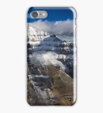 Mount Temple iPhone Case/Skin