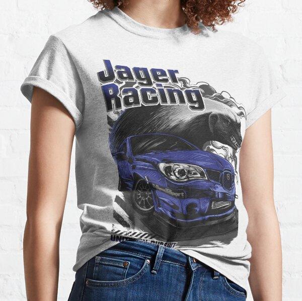Jager Raging Fierce Badger Classic T-Shirt