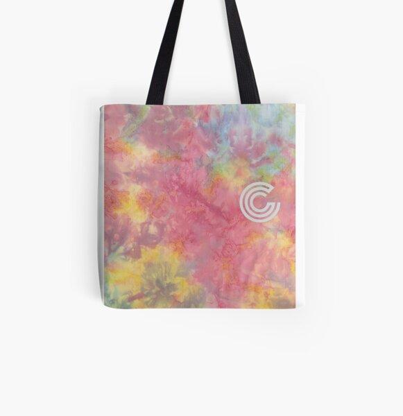 CCS Pink TD All Over Print Tote Bag