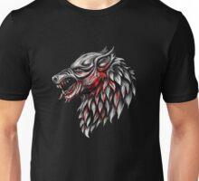 Dire Wolf version 2 Unisex T-Shirt